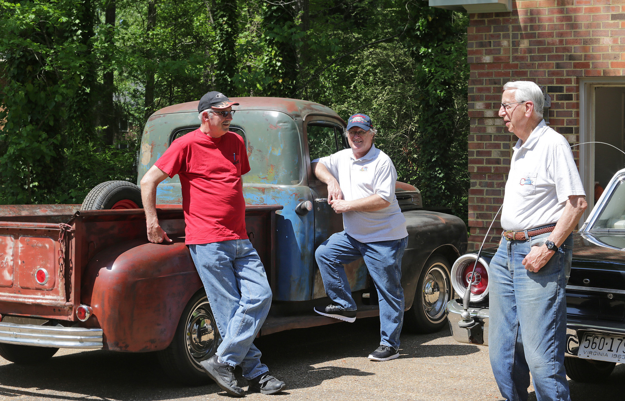 Classic Cars Used To Bring Back Memories Support Local Charities