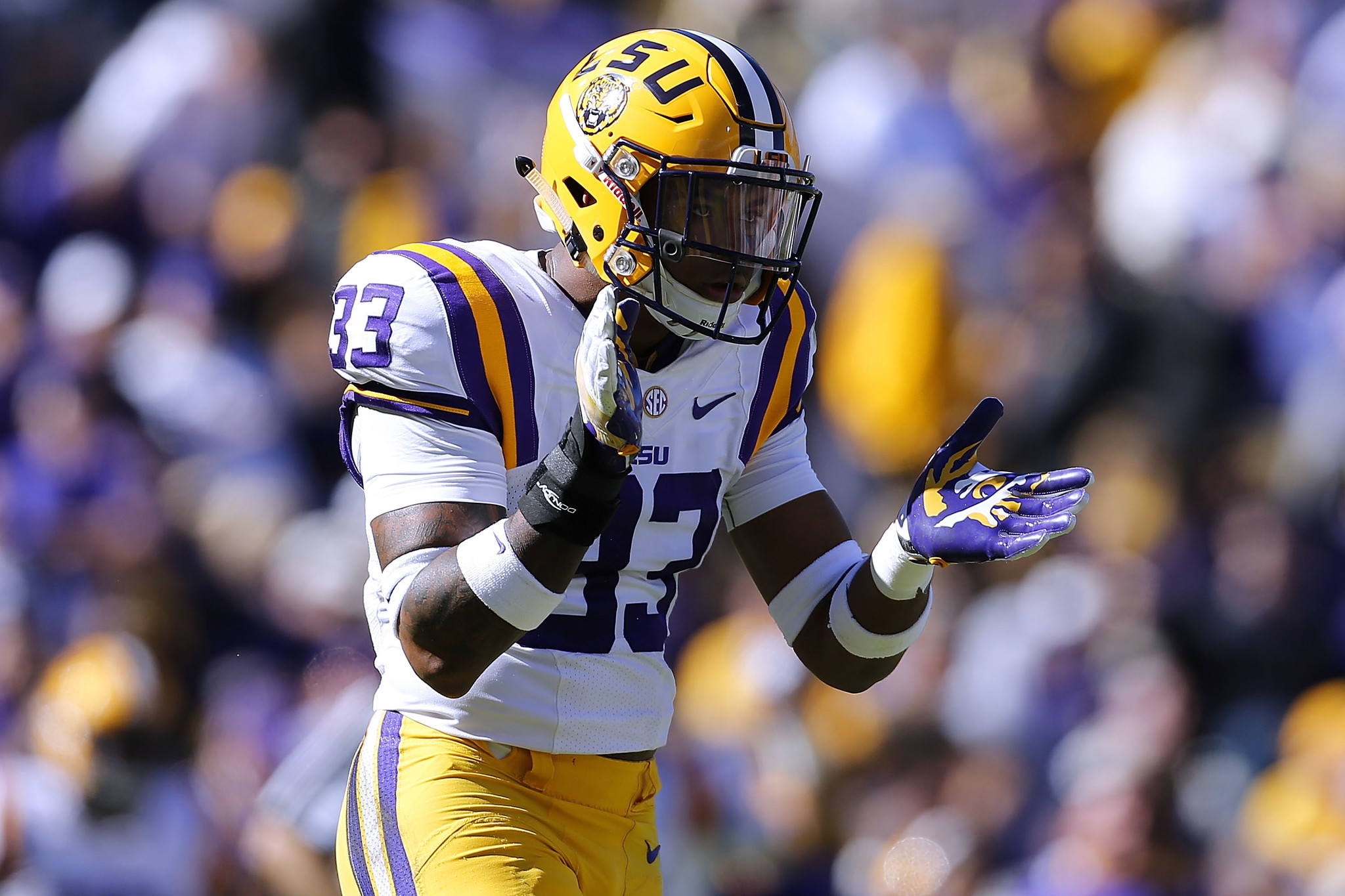 Bears' defensive back needs spotlight three candidates for No. 3 pick
