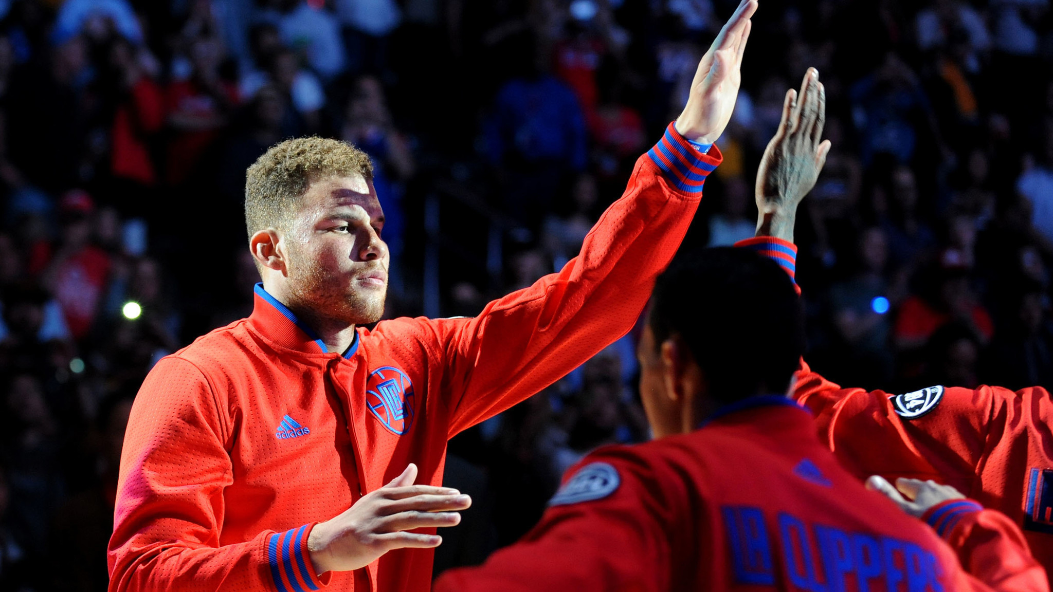 Clippers' Blake Griffin will miss the rest of the playoffs with toe injury