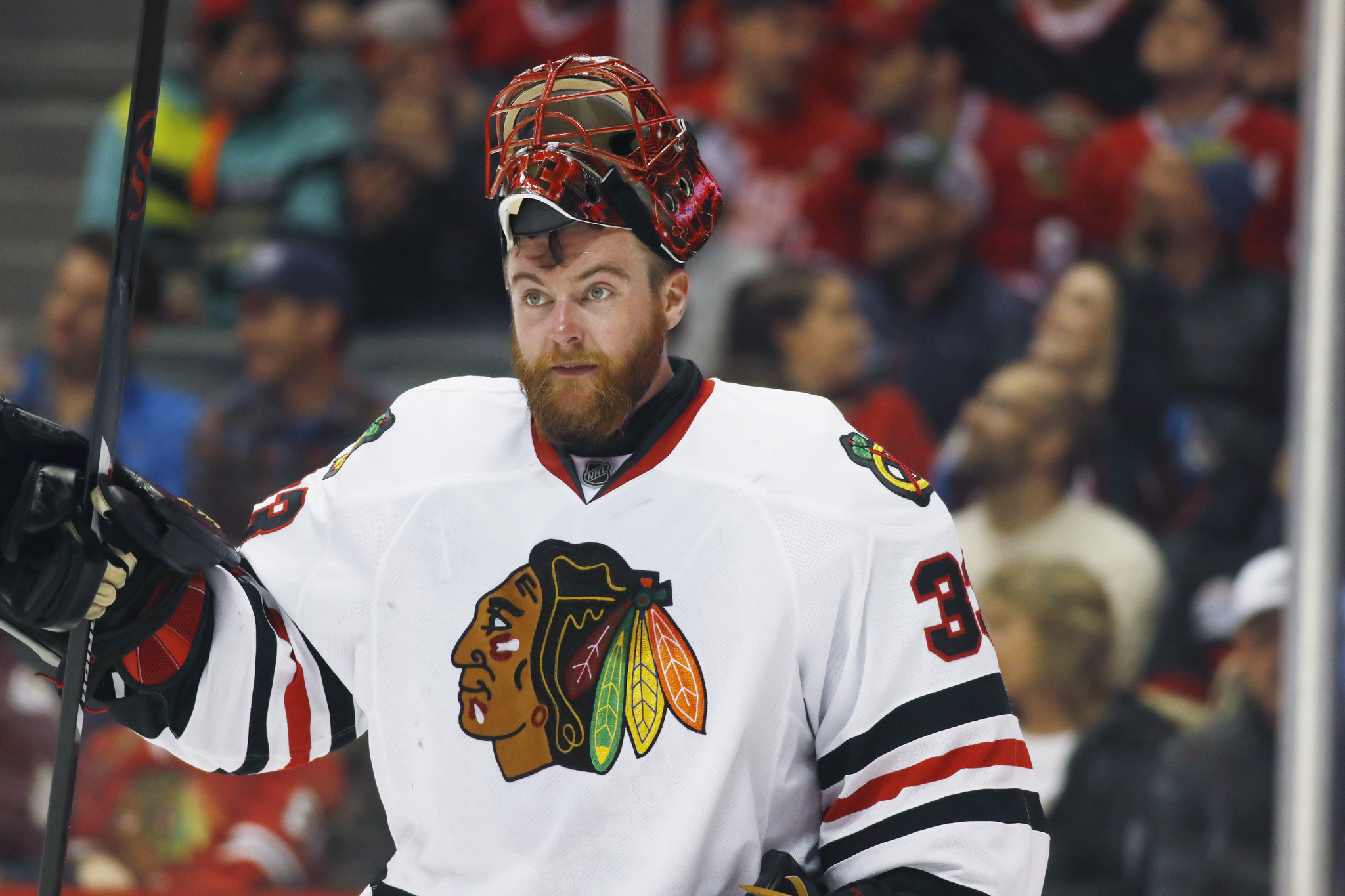 Scott Darling: From humiliation to hero