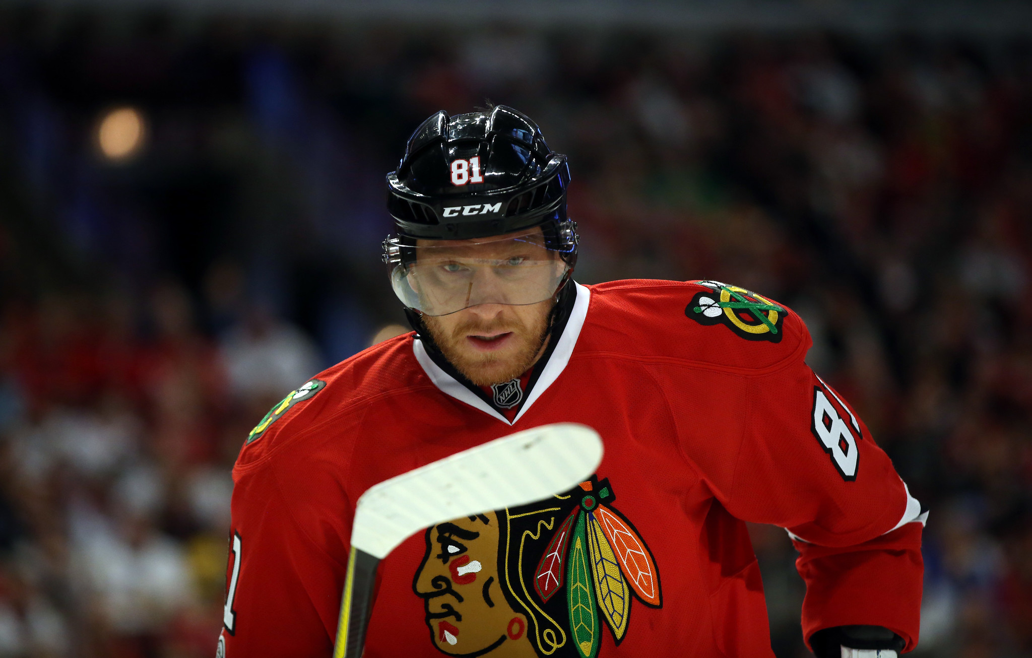 Blackhawks shed Marian Hossa cap hit and reacquire Marcus Kruger in  multiplayer trade 5747c45bacb