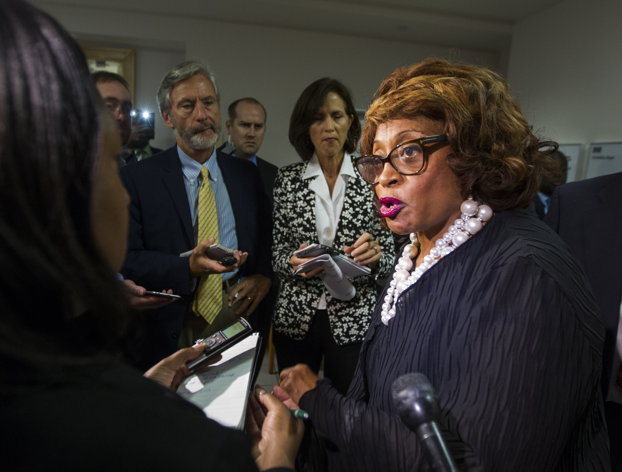 Corrine Brown trial opens with jury selection