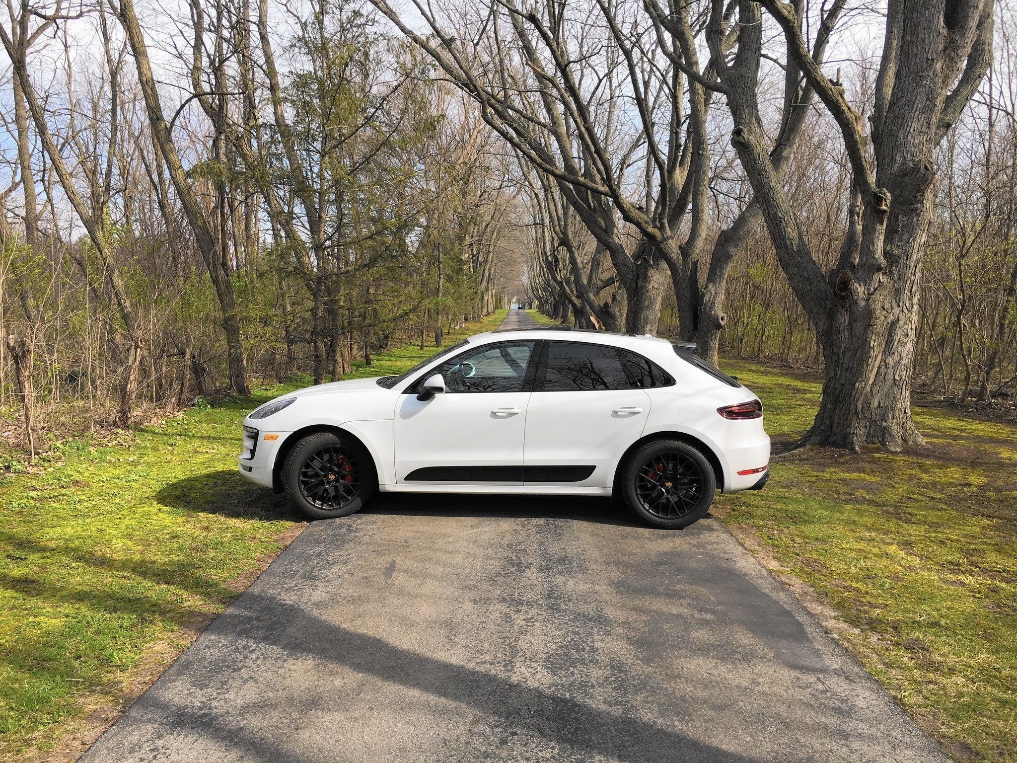 Porsche Macan Gts Is A Performance Crossover Compromise