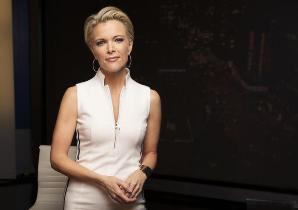 Megyn Kelly, photographed in 2016. (Victoria Will / AP)