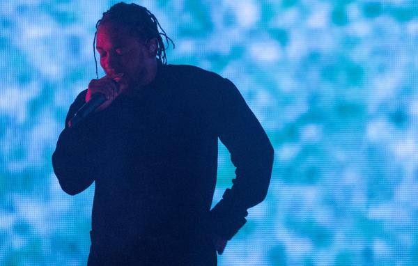 All 14 of Kendrick Lamar's 'DAMN.' Tracks Just Made History