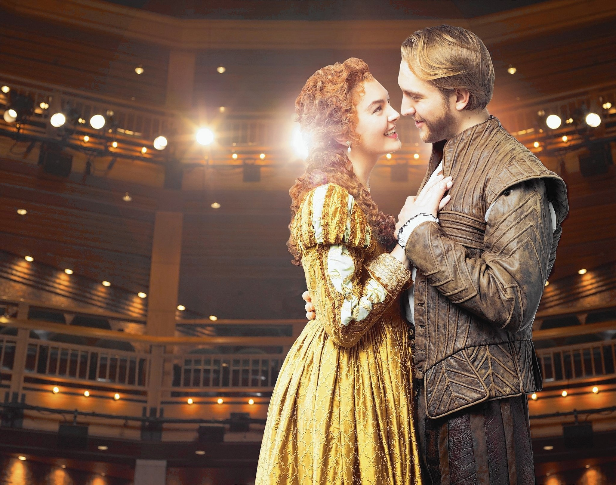 'Shakespeare in Love,' thou is now an actual love story ...