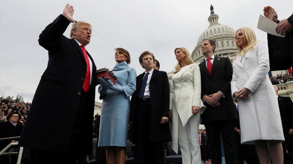 Donald Trump's first 100 days: 3 big wins, 3 bigger losses