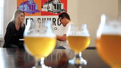 Craft beer disciples worship brews at Michigan's Beer Church