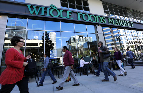 Albertsons is interested in buying Whole Foods, report says