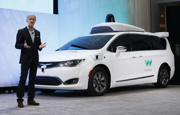 Google to offer rides in self-driving vehicles in Arizona