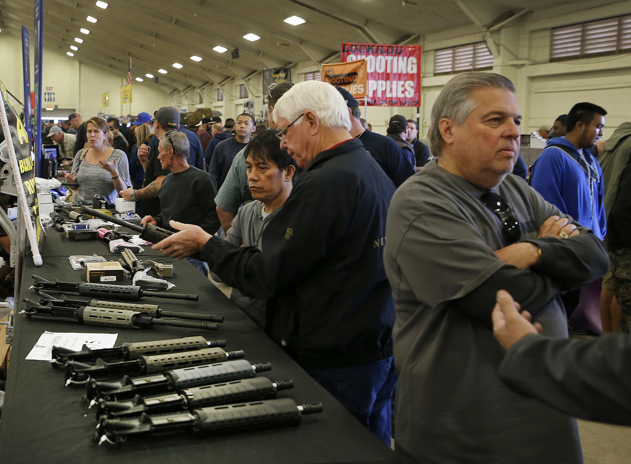 nra gun control The national rifle association is america's longest-standing civil rights organization together with our more than five million members, we're proud defenders of.