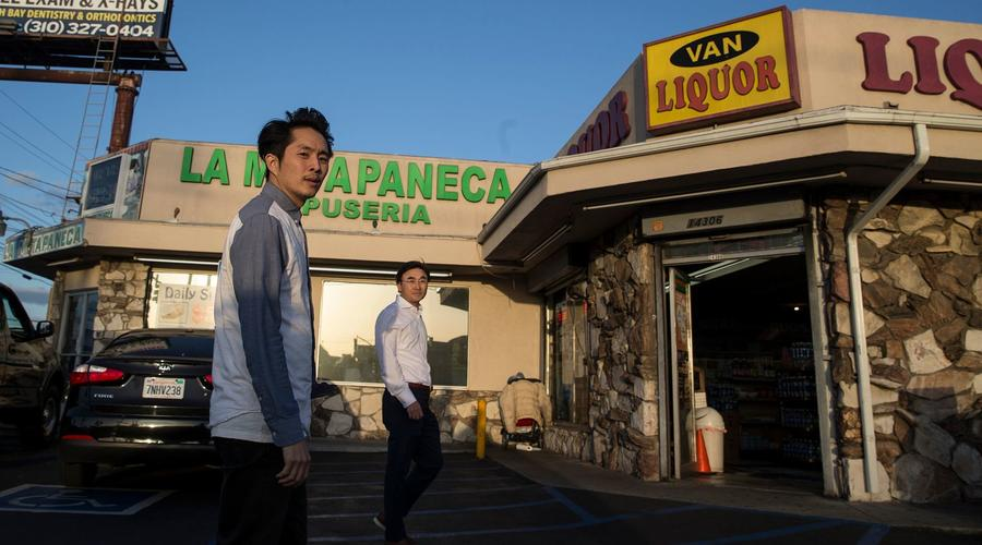 They were kids in 1992. Here's how two Korean Americans are telling the story of the L.A. riots
