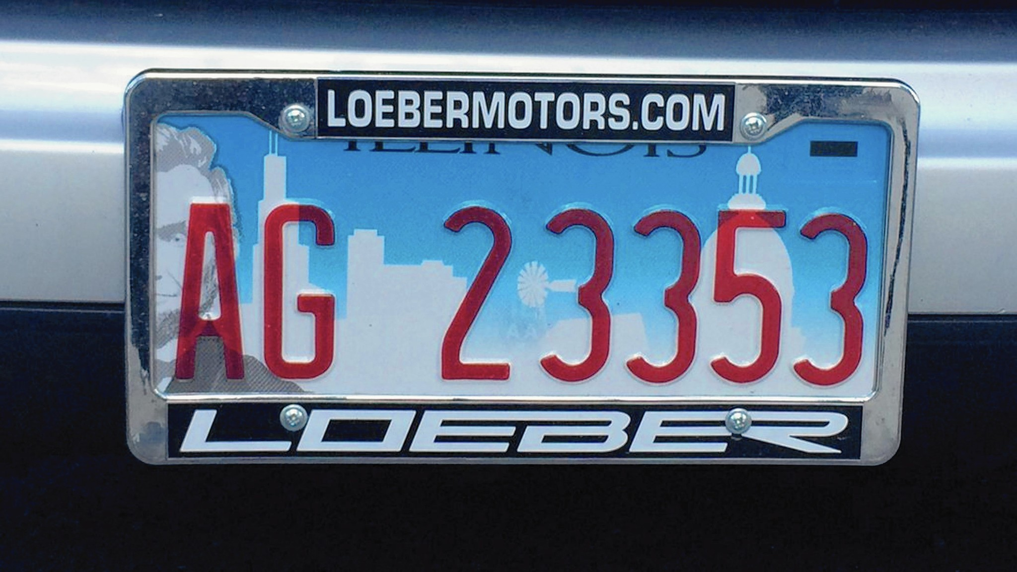 Speak Out New License Plates Hard To Read Elgin Courier