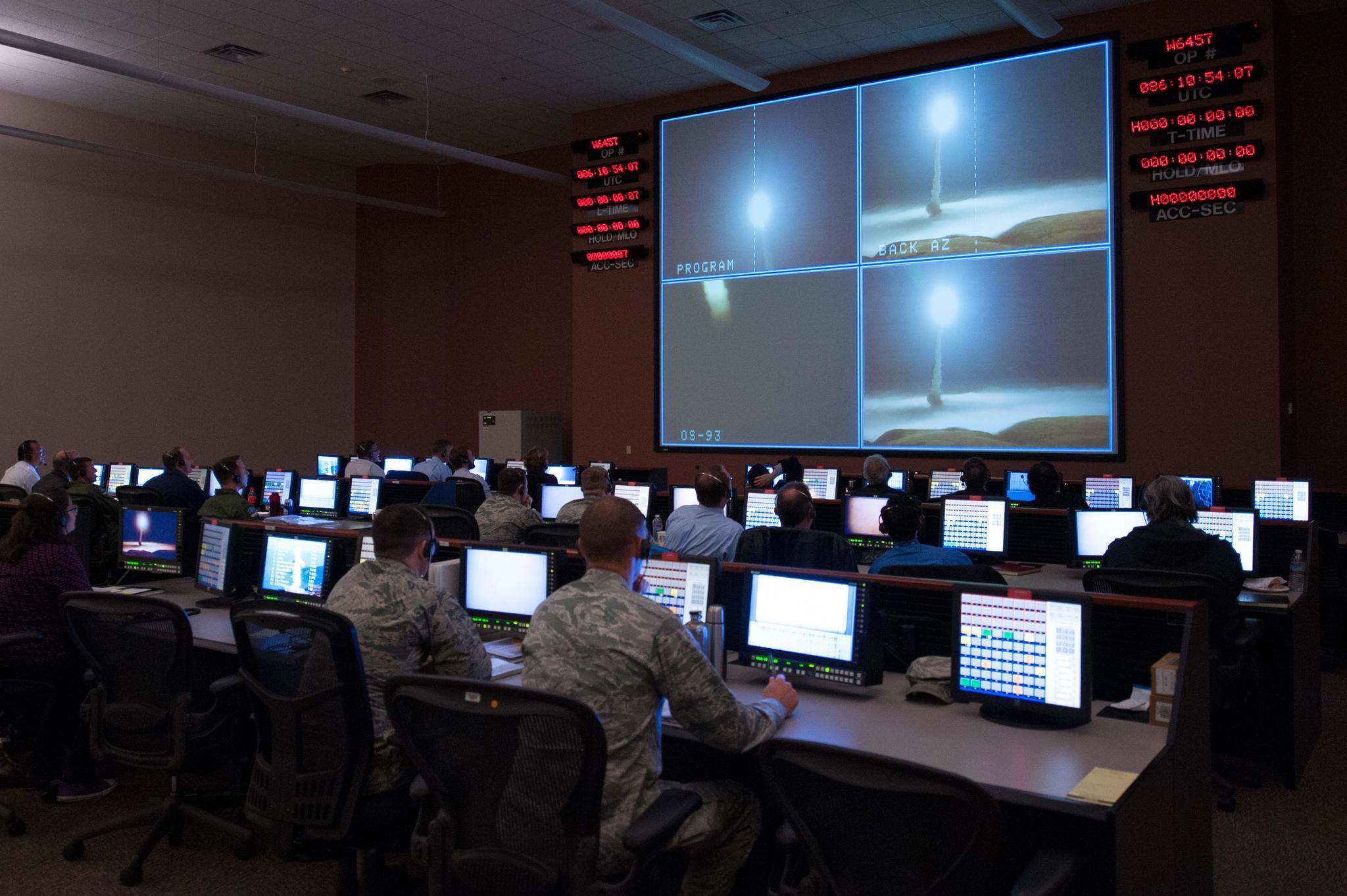U.S. Air Force to launch test missile off Central California coast (latimes.com)