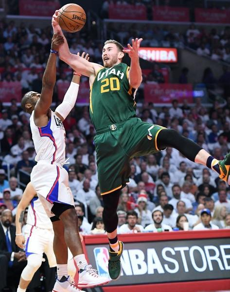 Clippers on the brink of elimination following a 96-92 loss to the Jazz