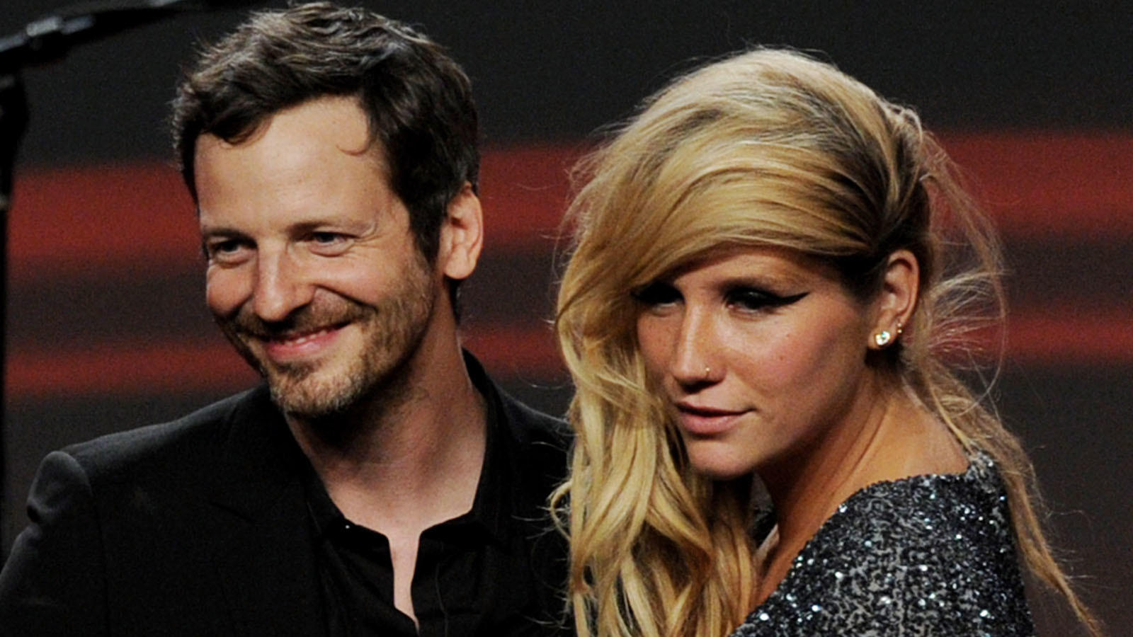 The protracted legal battle between Dr. Luke, left, and Kesha has brought Lady Gaga into the fray. (Kevin Winter / Getty Images)