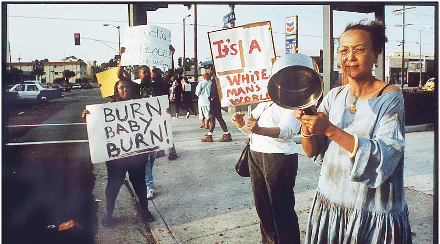 Timeline: The L.A. Riots