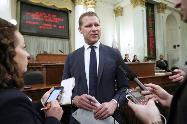 The fight against climate change in California gains an unlikely ally: Republicans