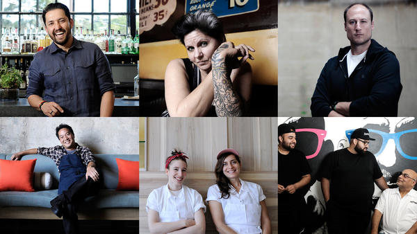 What does it mean to be a chef in Los Angeles in 2017? We asked a few of them