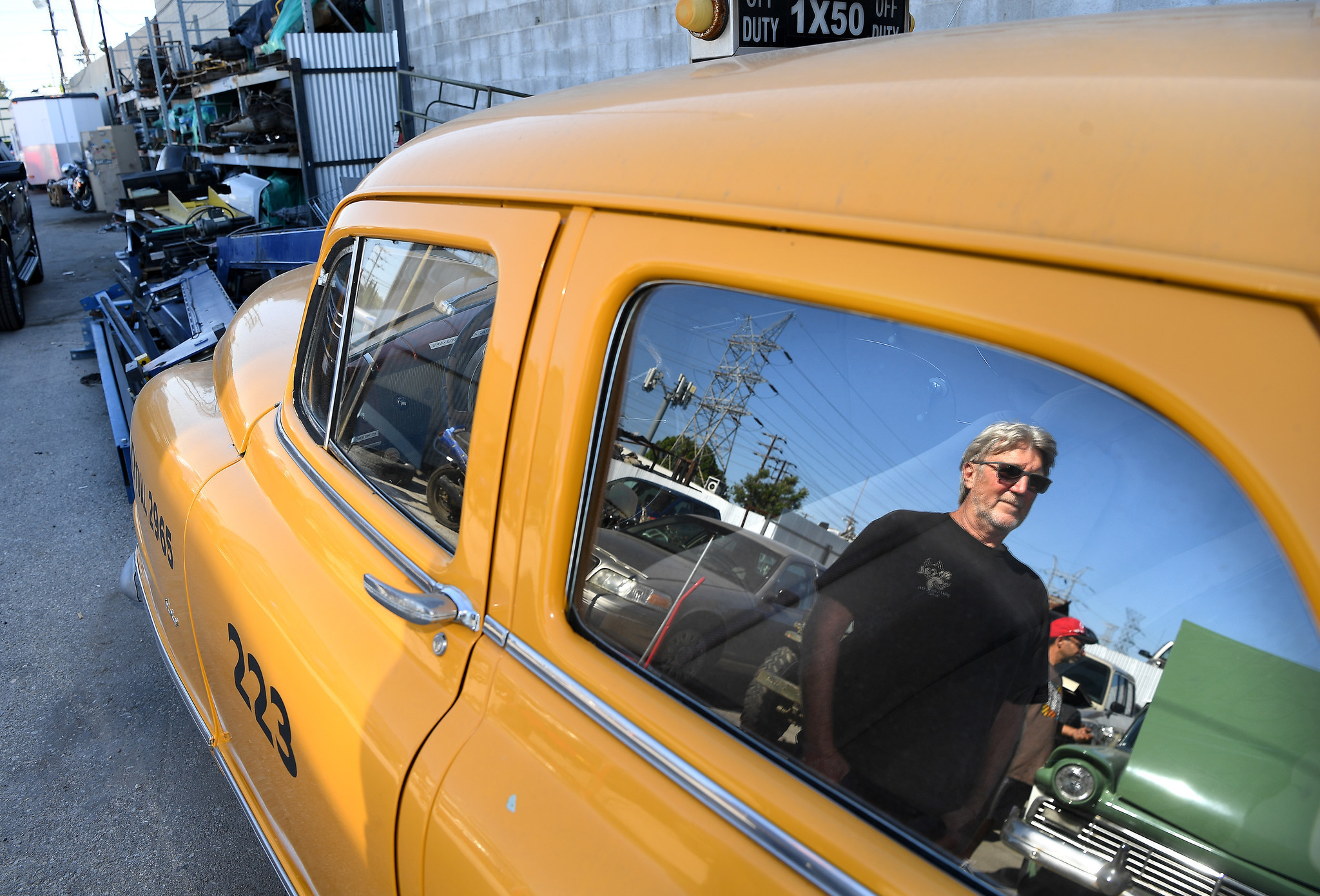 L a businesses brace for writers strike one car lot is auctioning a third of its showbiz vehicles la times