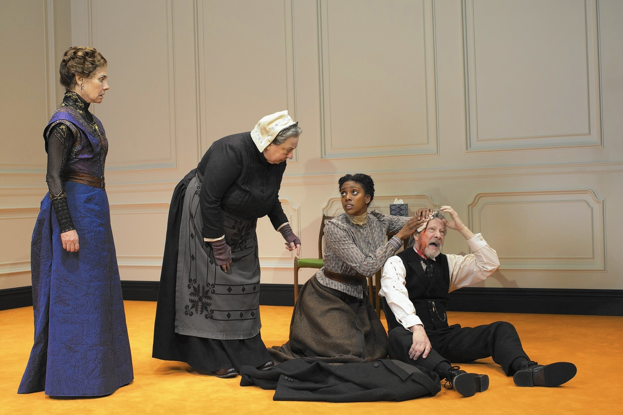 a dolls house defending noras exit Laurie metcalf, chris cooper, and condola rashad to exit a doll's house part 2 by bww news desk jul 5, 2017 tweet share tickets cast photos videos info julie white (nora.