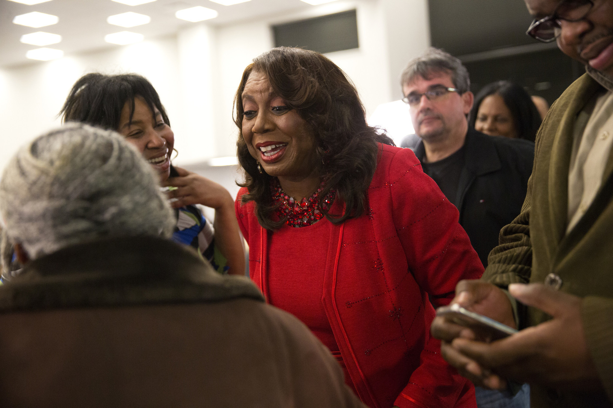 Feds seek financial records from company co-owned by Dorothy Brown