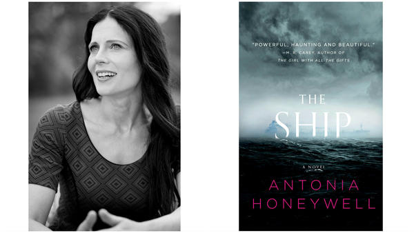 Antonia Honeywell's novel 'The Ship' asks what happens when we get everything we thought we wanted