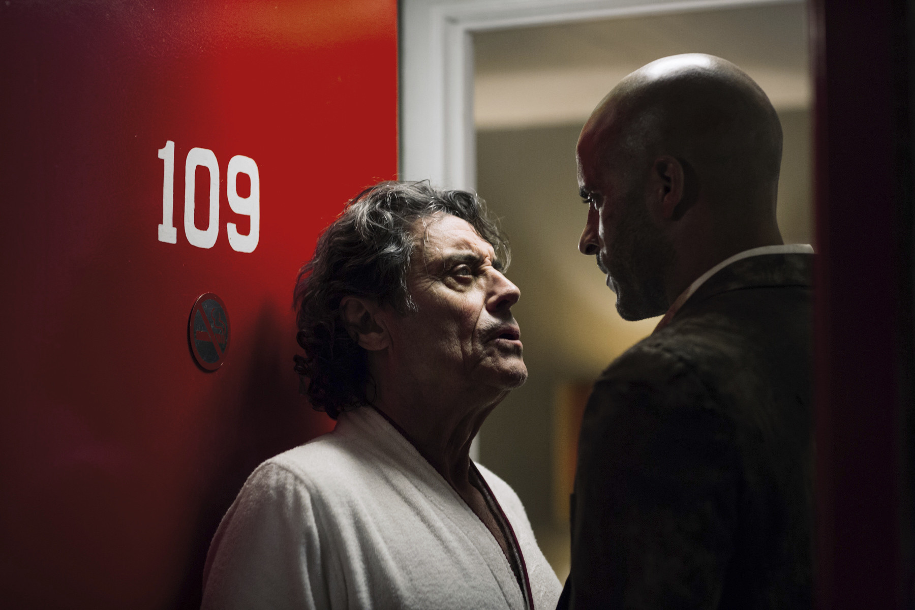 Multiple jesuses may be the least controversial thing in american gods chicago tribune
