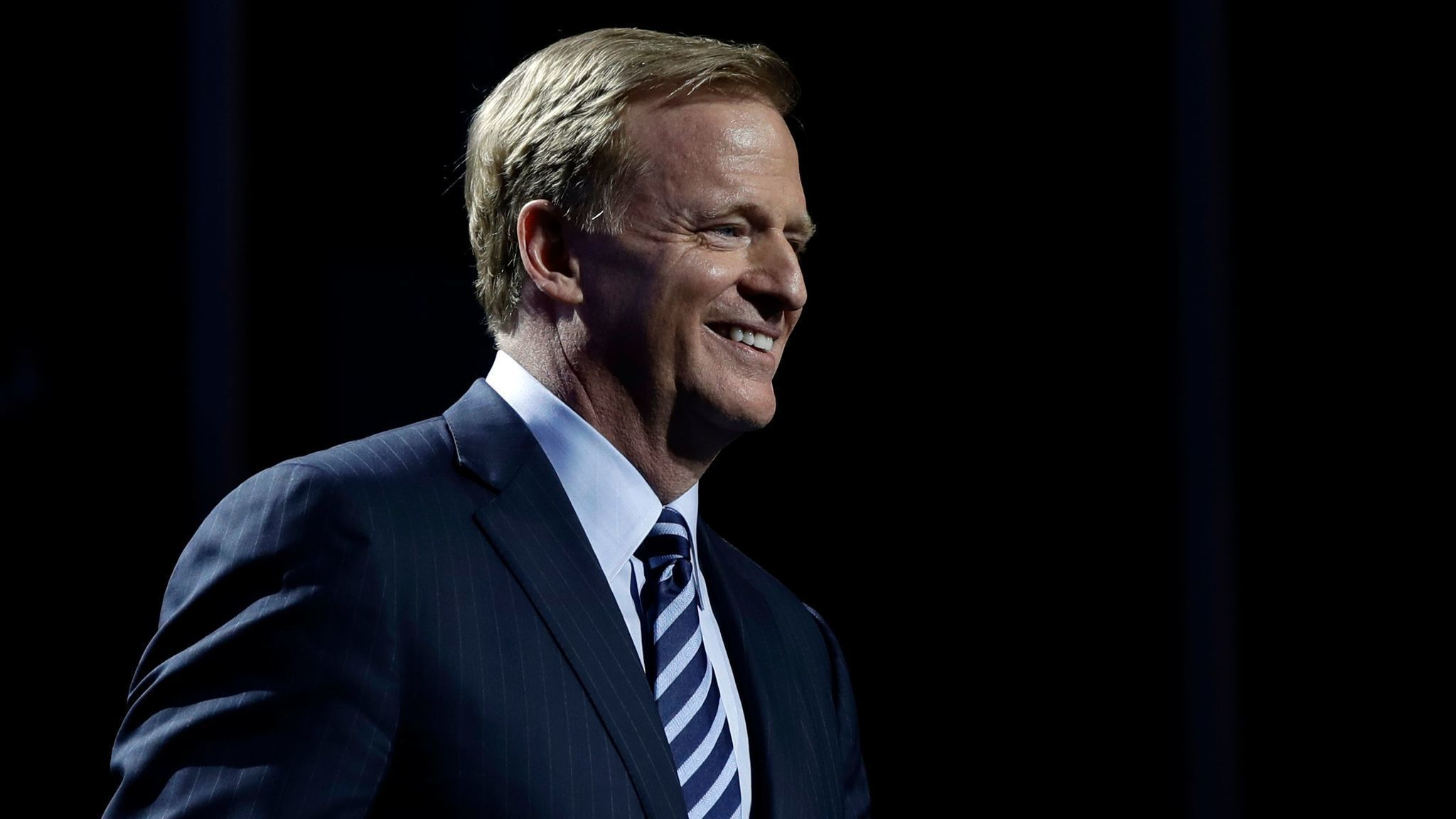 NFL's Roger Goodell: Marijuana is 'addictive' and 'may not be healthy for the players long term'