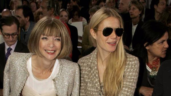 Gwyneth Paltrow and Anna Wintour to create Goop magazine