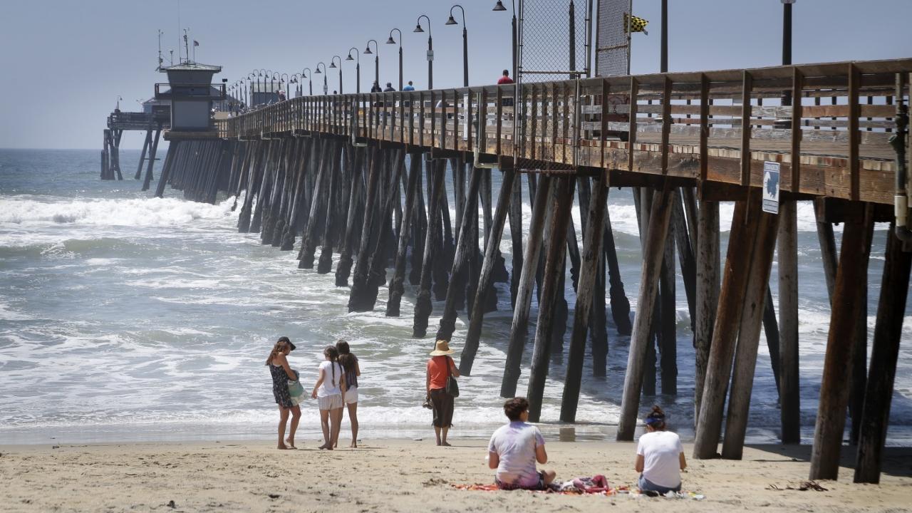 Tijuana pollution contaminates South Bay beaches at astounding