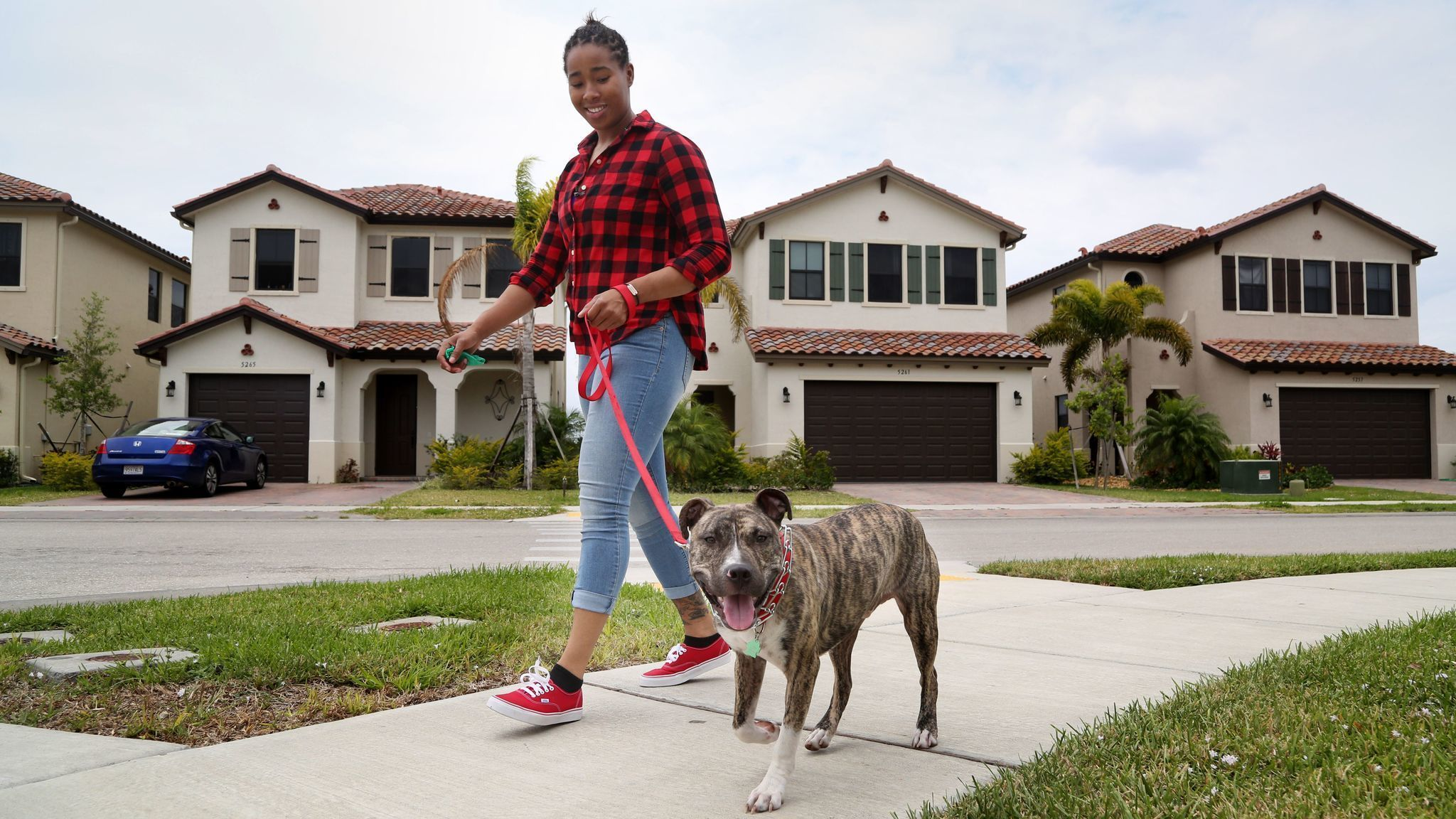 in search of affordable housing, south florida workers head (way