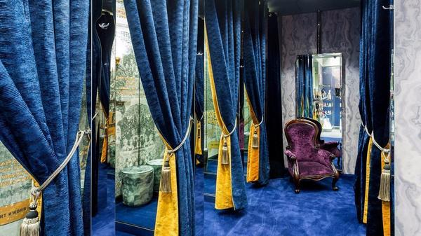New Ted Baker store creates 'retail theater' by taking design inspiration from the Magic Castle