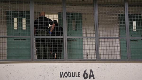 San Diego County jails