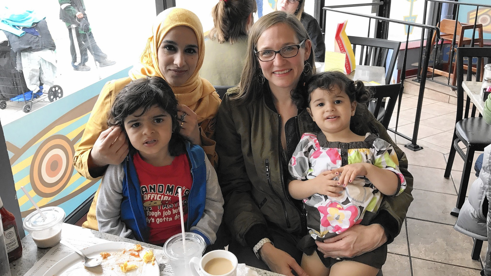 What adopting a syrian refugee family taught me about friendship what adopting a syrian refugee family taught me about friendship chicago tribune ccuart Choice Image