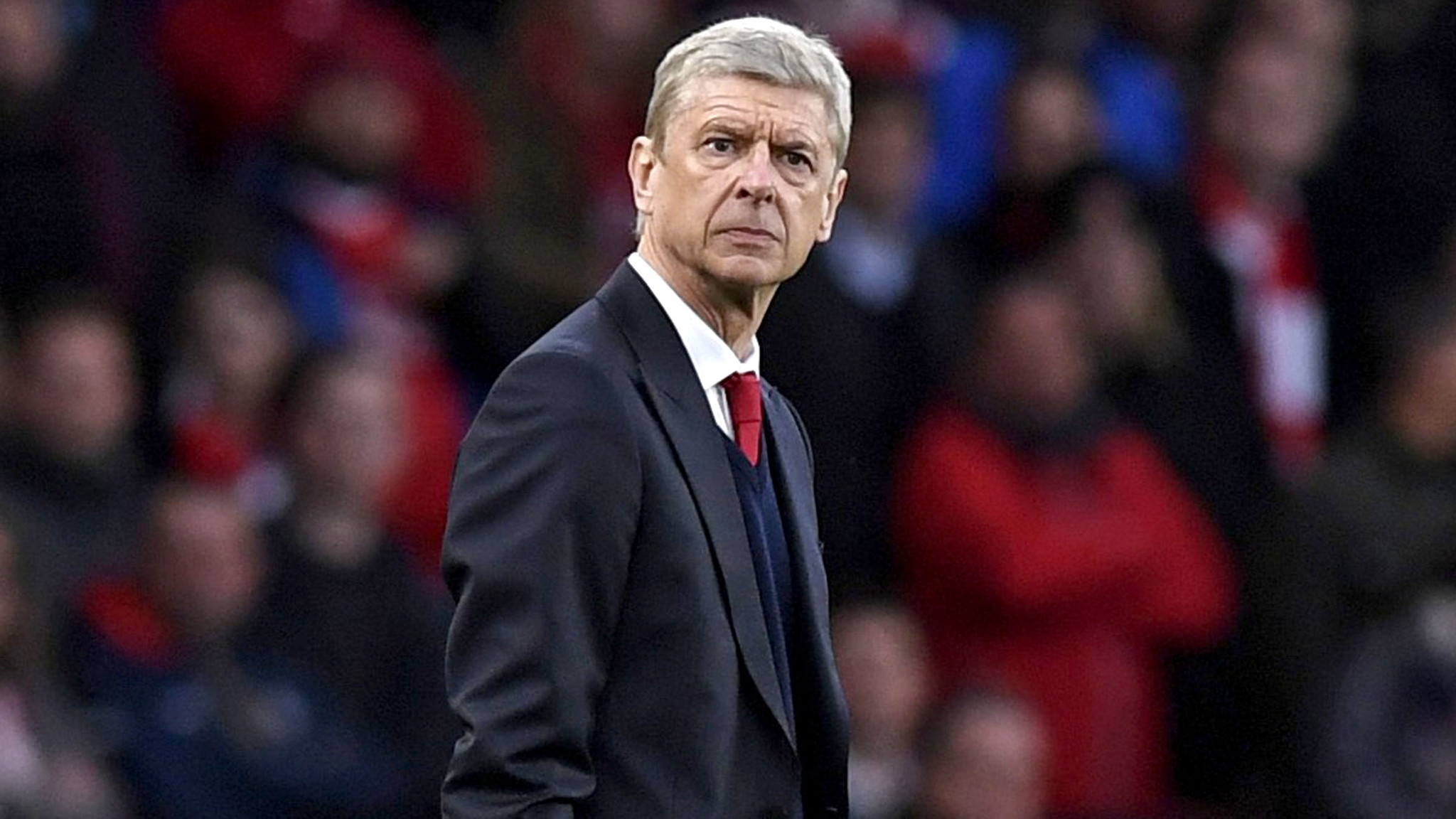 Has Arsene Wenger's time at Arsenal finally run out?