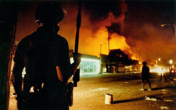 Rallies, marches and other community events mark the 25th anniversary of L.A. riots