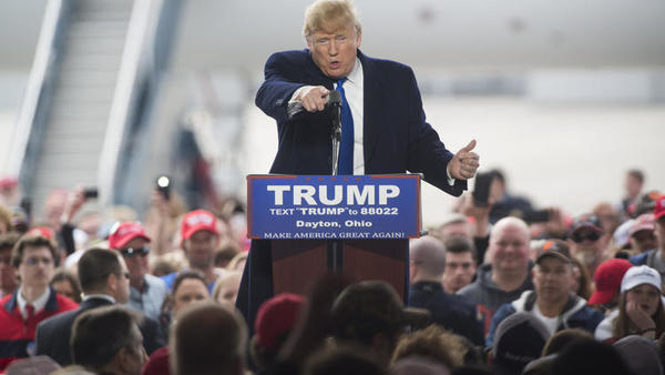 Trump will stage a 100 Day rally for the voters who helped put him in the White House