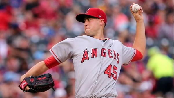 Angels put Skaggs, Cron on 10-day disabled list