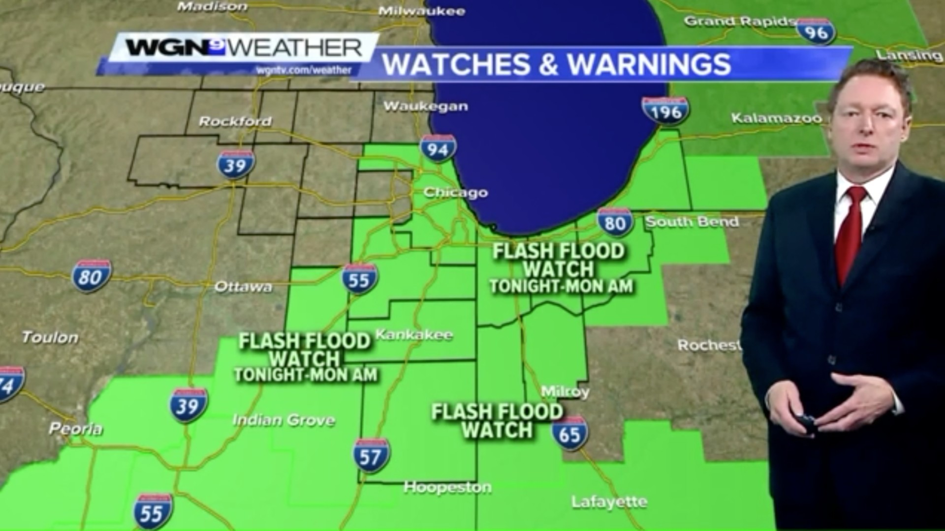 wgn weather forecast for april 29  2017