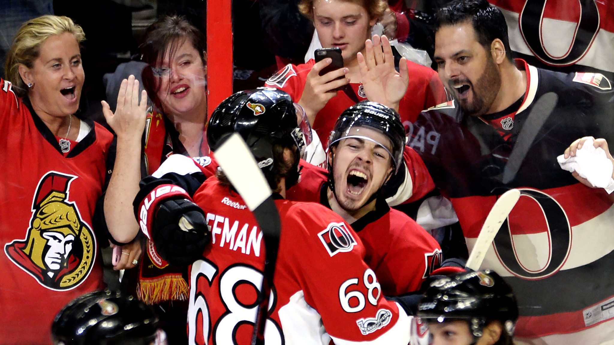 NHL playoffs: Senators, Penguins take 2-0 leads in Eastern Conference semifinals