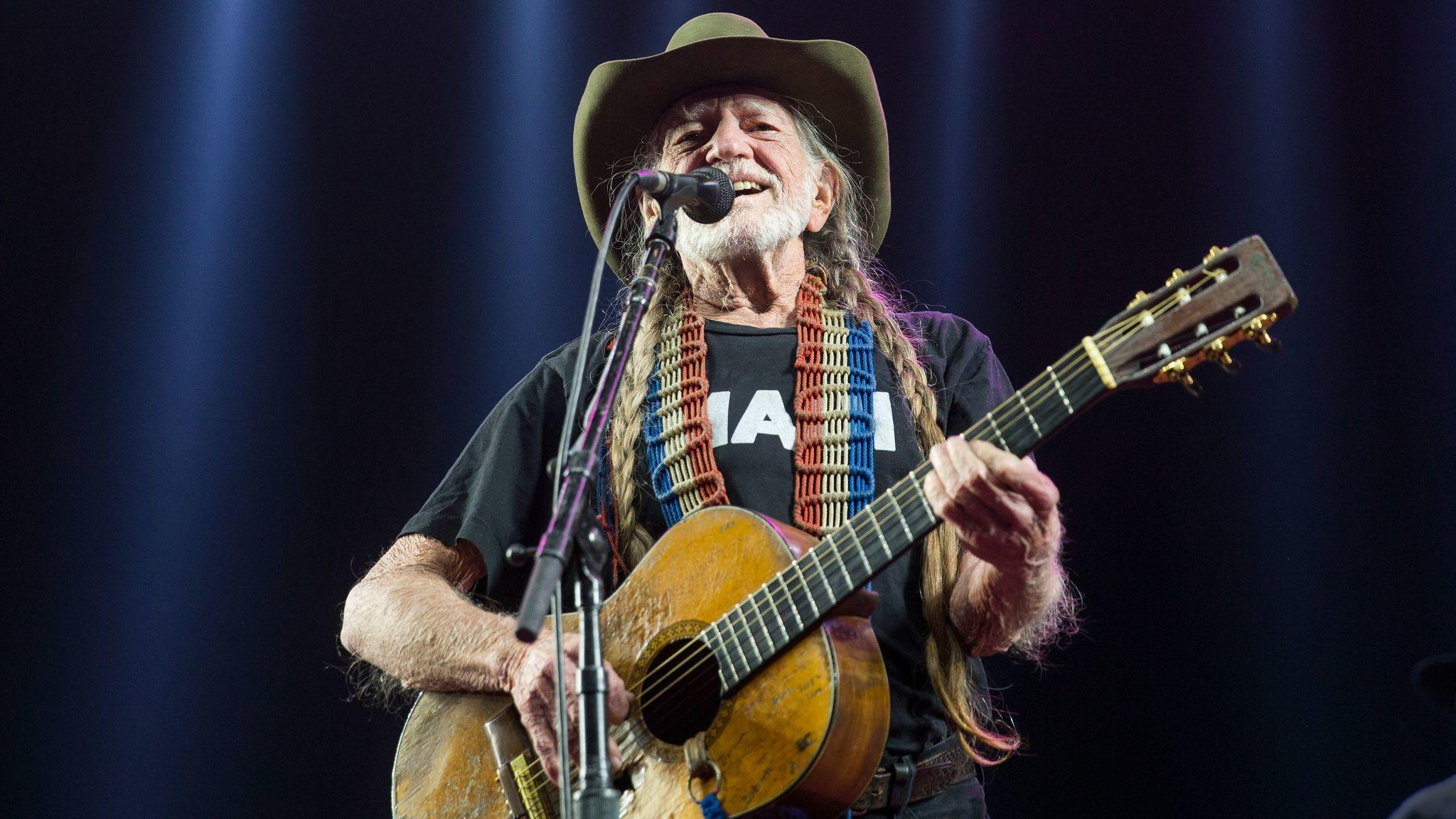 "Willie Nelson will perform at the ""Harvey Can't Mess With Texas"" benefit concert. (Allen J. Schaben / Los Angeles Times)"
