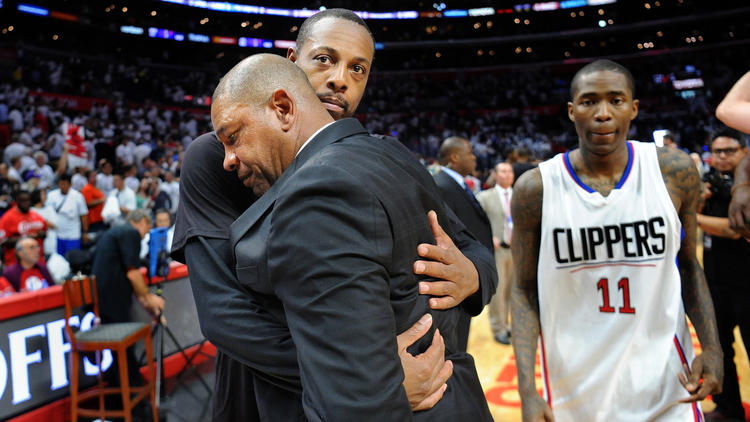 Clippers are eliminated from playoffs by Jazz and will face major questions in the offseason