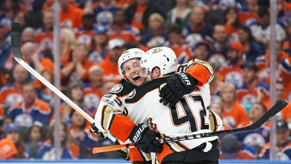 Ducks' Jakob Silfverberg And His Linemates Are Burning It Up At Both Ends