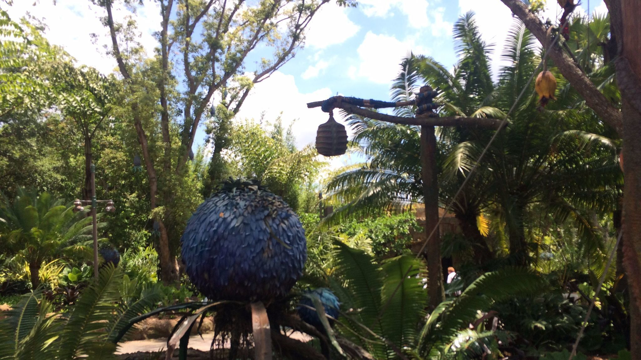 First Look At Walt Disney Worlds Pandora The World Of Avatar