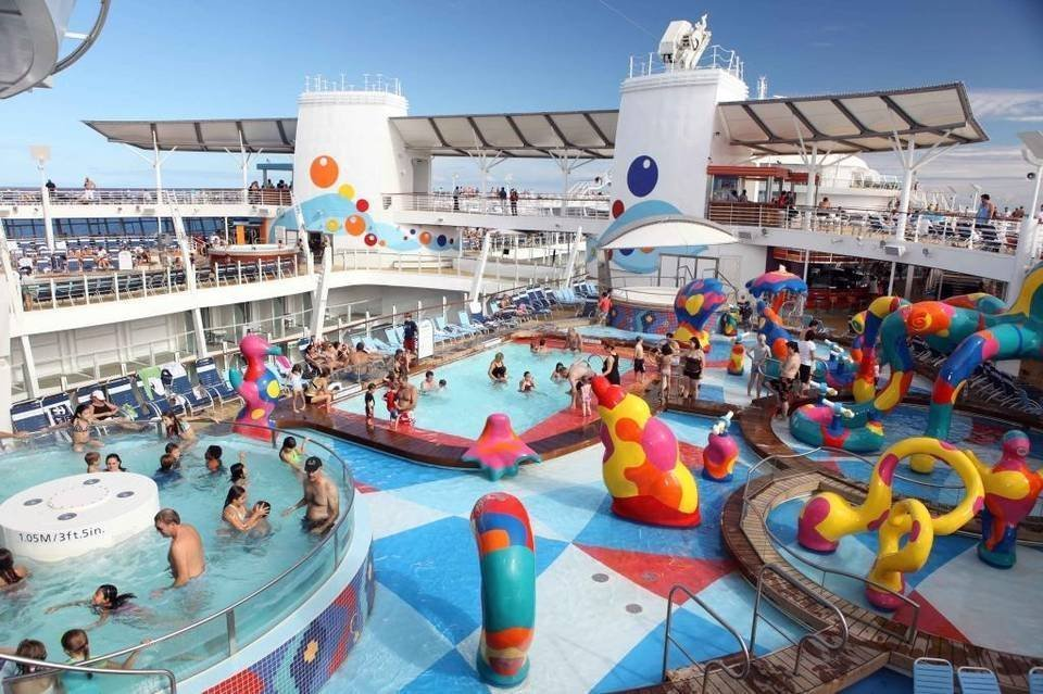 After Drownings In Cruise Ship Pools Norwegian And Royal