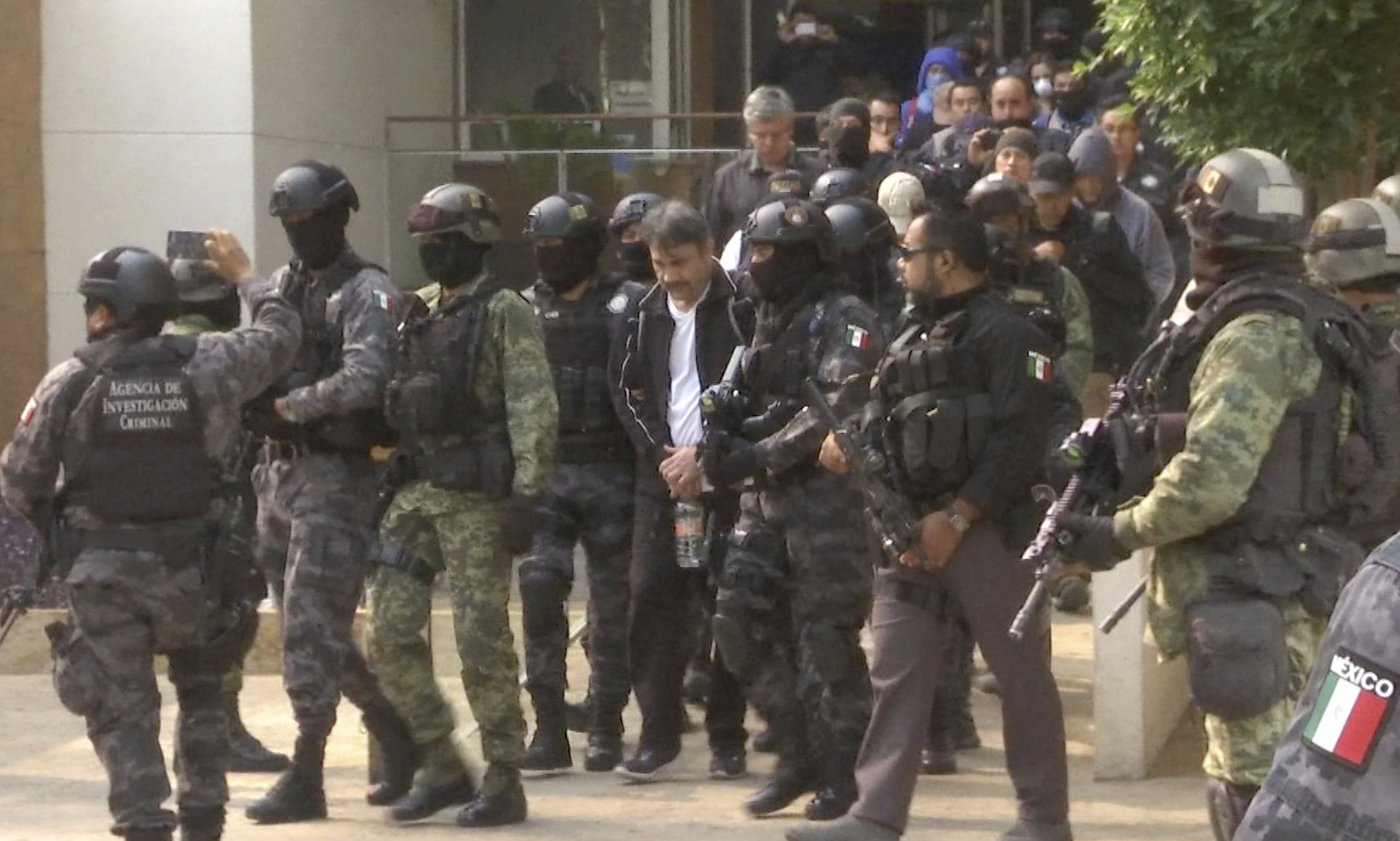 mexico captures sinaloa cartel leader who fought for control of gang after  u0026 39 el chapo u0026 39