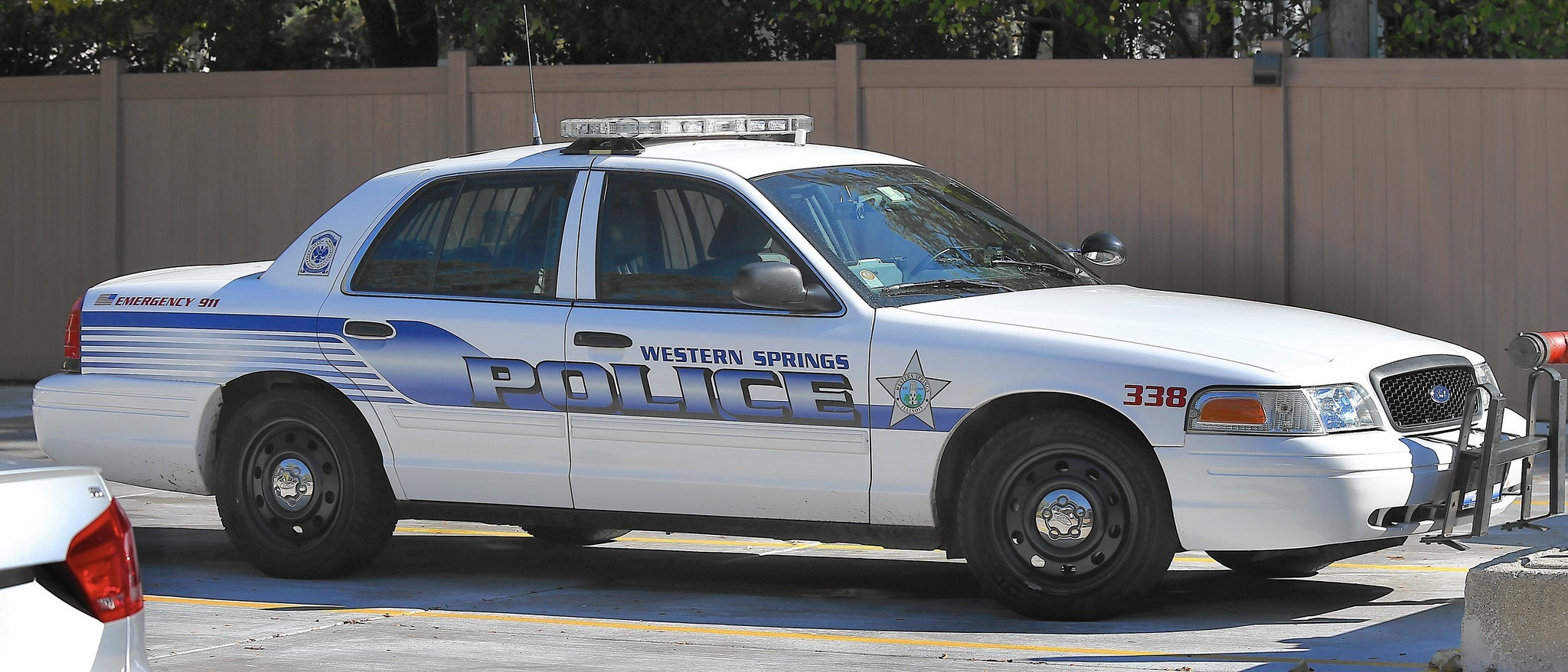 Western Springs Police Investigate Car Theft And