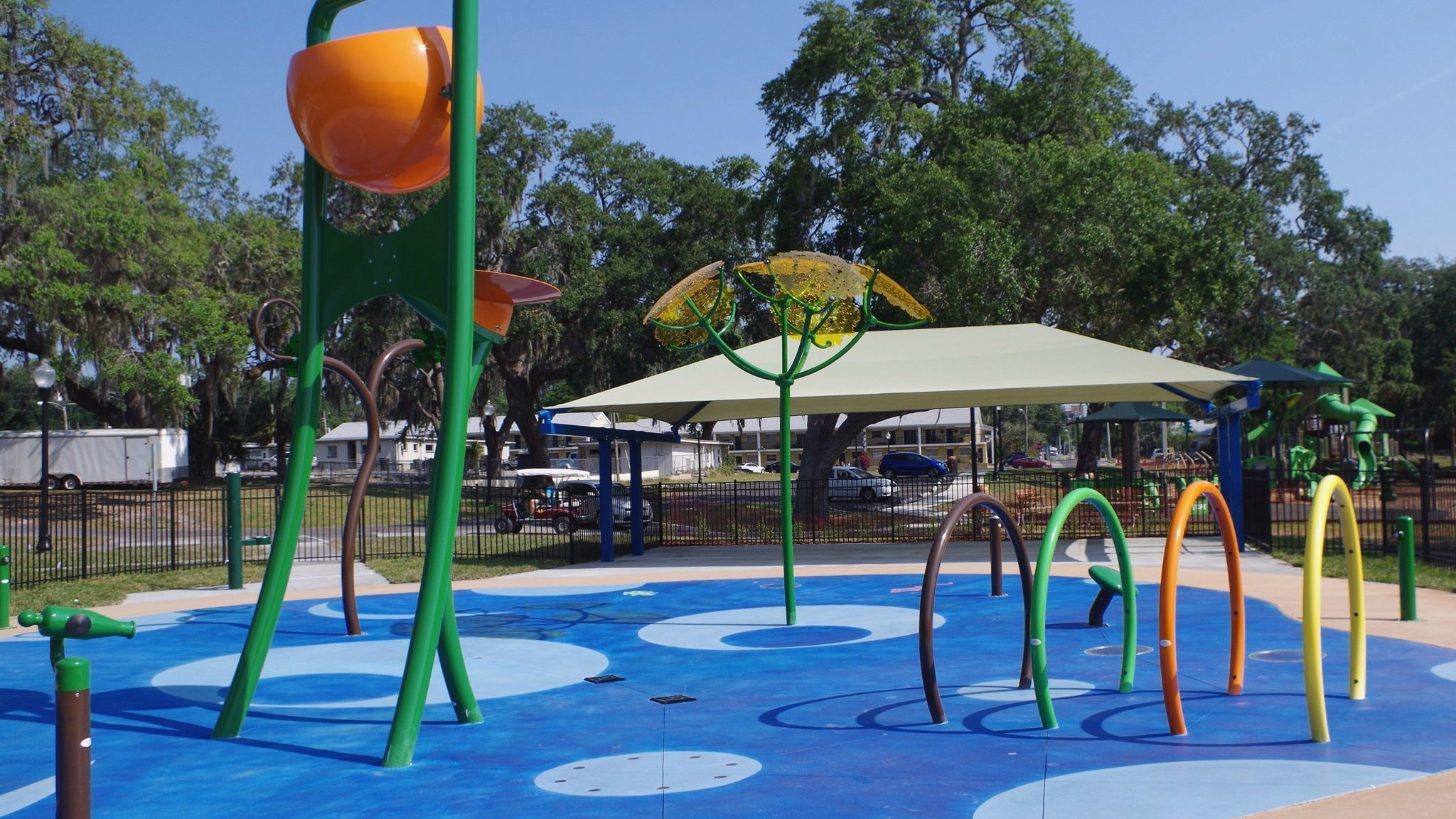 Just In Time For Summer Leesburg To Open Splash Pad Orlando Sentinel