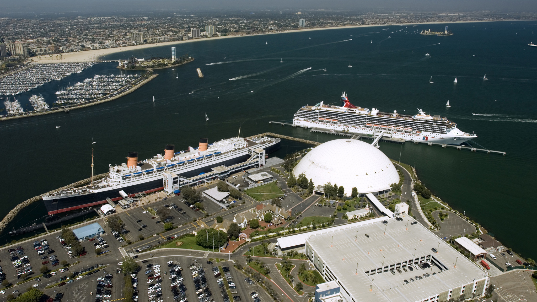 A Better Passenger Experience Awaits You If You Re Sailing Out Of The Port Of Long Beach
